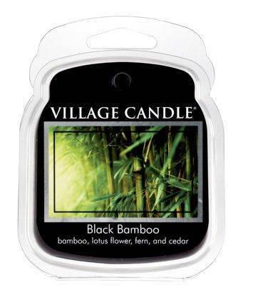 Wosk zapachowy VILLAGE - Black Bamboo