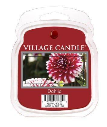 Wosk zapachowy VILLAGE - Dahlia