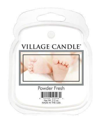Wosk zapachowy VILLAGE - Powder Fresh