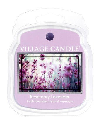 Wosk zapachowy VILLAGE - Rosemary Lavender