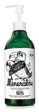 YOPE Mydło w płynie Mineralne500 ml