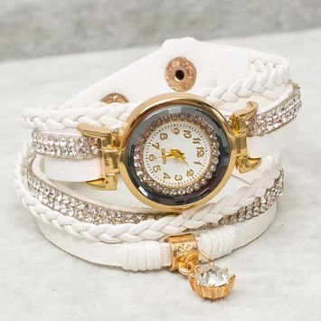 Zegarek BN-ZEGARKI_280 biały