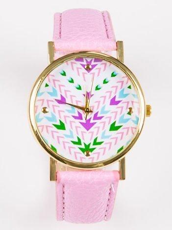 Zegarek damski AZTECKIE WZORY