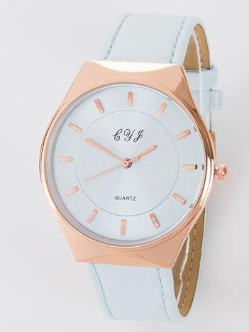 Zegarek damski błękitny