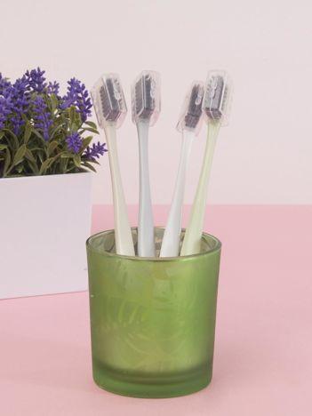 Zestaw pastelowych szczoteczek do zębów 4 sztuki