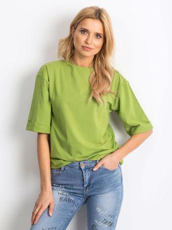 Zielona bluzka Celebration