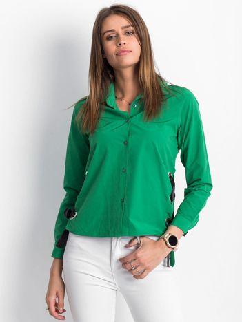 Zielona koszula Boundaries