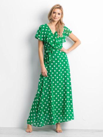 Zielona sukienka Ultimate
