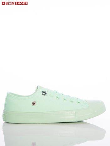 Zielone trampki Big Star