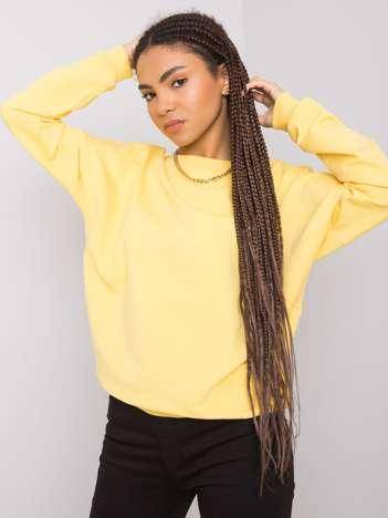 Żółta bluza Casilda RUE PARIS