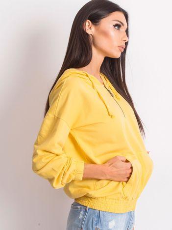 Żółta bluza Kimmie