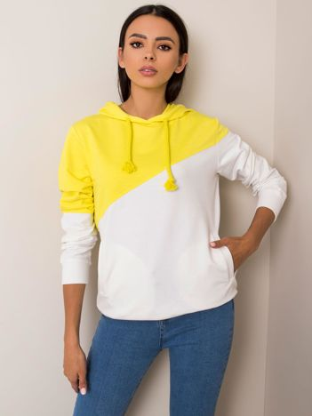 Żółta bluza Ness