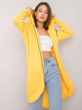 Żółta bluza Tina RUE PARIS