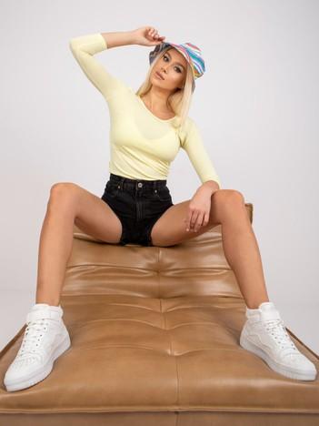 Żółta bluzka Mona
