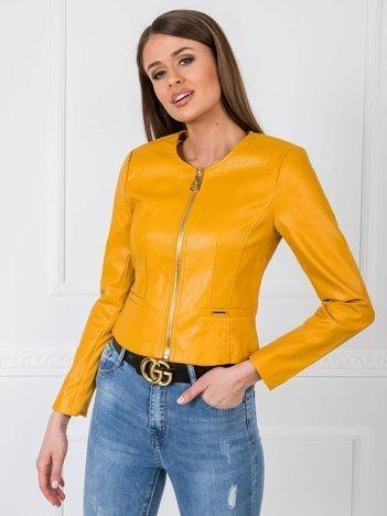 Żółta kurtka Stella