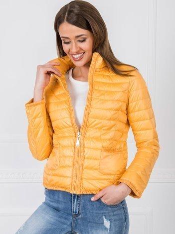 Żółta kurtka Vanessa