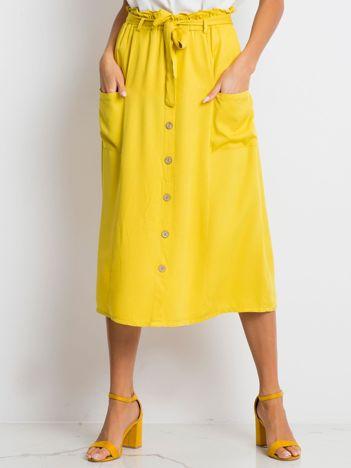 Żółta spódnica Newfound
