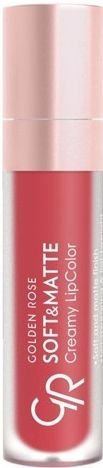 nowy kolor! GOLDEN ROSE Soft & Matte Creamy Lip Color matowa pomadka 119 5,5 ml