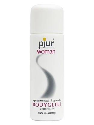 pjur Woman Jeden z najlepiej sprzedających sie na świecie lubrykantów na bazie silikonu. 30 ml -silicone