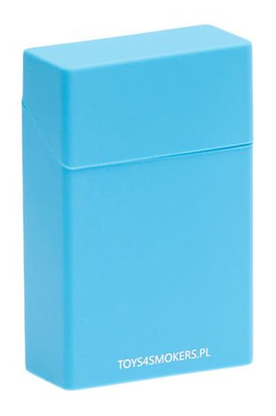 toys4smokers Etui silikonowe na papierosy SKY BLUE