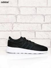 ADIDAS czarne buty sportowe z wyższą piętą