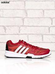 ADIDAS czerwone buty męskie sportowe treningowe