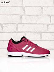 ADIDAS różowe buty z fakturą w kropeczki