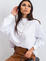 Biała bluza Twist