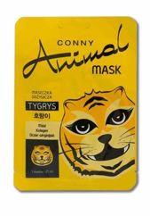 Conny Animal KOREAŃSKA Odżywcza Maseczka Tygrys 21 ml