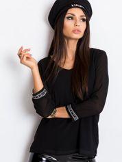Czarna bluzka Tamara