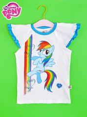 Granatowy t-shirt dla dziewczynki MY LITTLE PONY