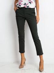 Khaki spodnie Classy