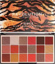 Makeup Revolution Paleta cieni do powiek Wild Animal Fierce