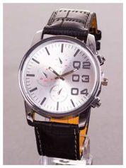 Męski zegarek. Nowoczesny design i styl!
