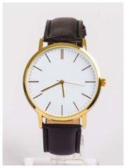 Męski złoty zegarek NEW. Doskonały na każdą okazję.