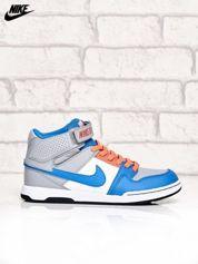 NIKE wielokolorowe sneakersy sportowe za kostkę