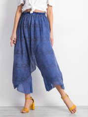 Niebieskie spodnie First-choice