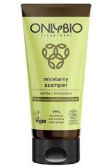 ONLYBIO Szampon micelarny do włosów suchych i zniszczonych 200 ml