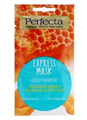 """Perfecta Express Mask Miodowa Maska głęboko odżywcza  8ml"""""""
