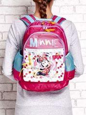 Plecak szkolny dla dziewczynki MINNIE MOUSE