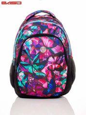 Plecak szkolny motyw motyli