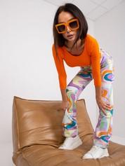 Pomarańczowa bluzka Mona