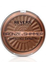REVERS Puder BRONZE & SHIMMER nr 2, 9 g