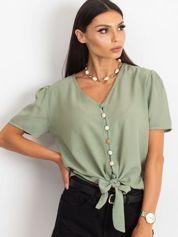Zielona bluzka Paradise
