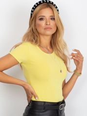 Żółty t-shirt Ellena