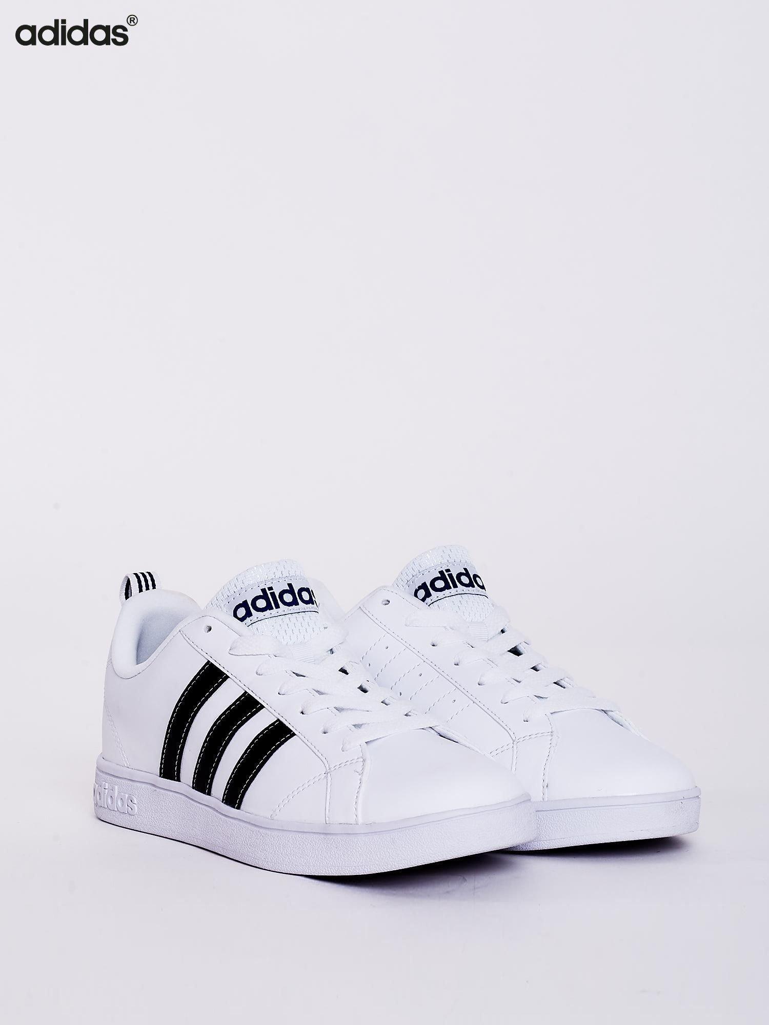 590737be76e ADIDAS Białe buty męskie VS Advantage - Mężczyźni Buty męskie ...
