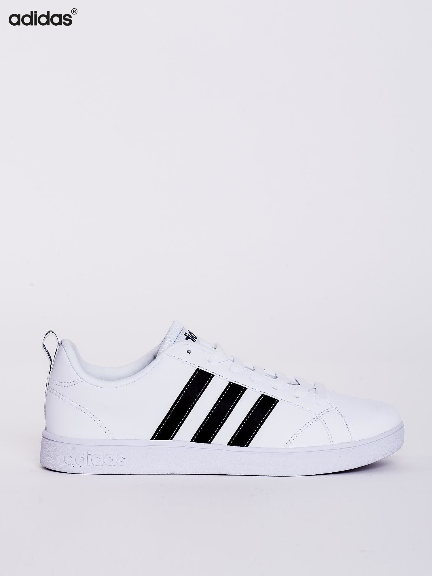 best cheap 733cb 4fd6a 4 ADIDAS Białe buty męskie VS Advantage ...