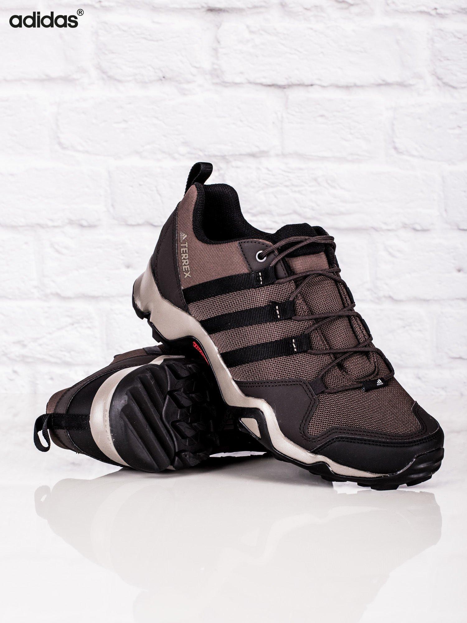 ADIDAS Brązowe męskie buty sportowe TERREX AX2R