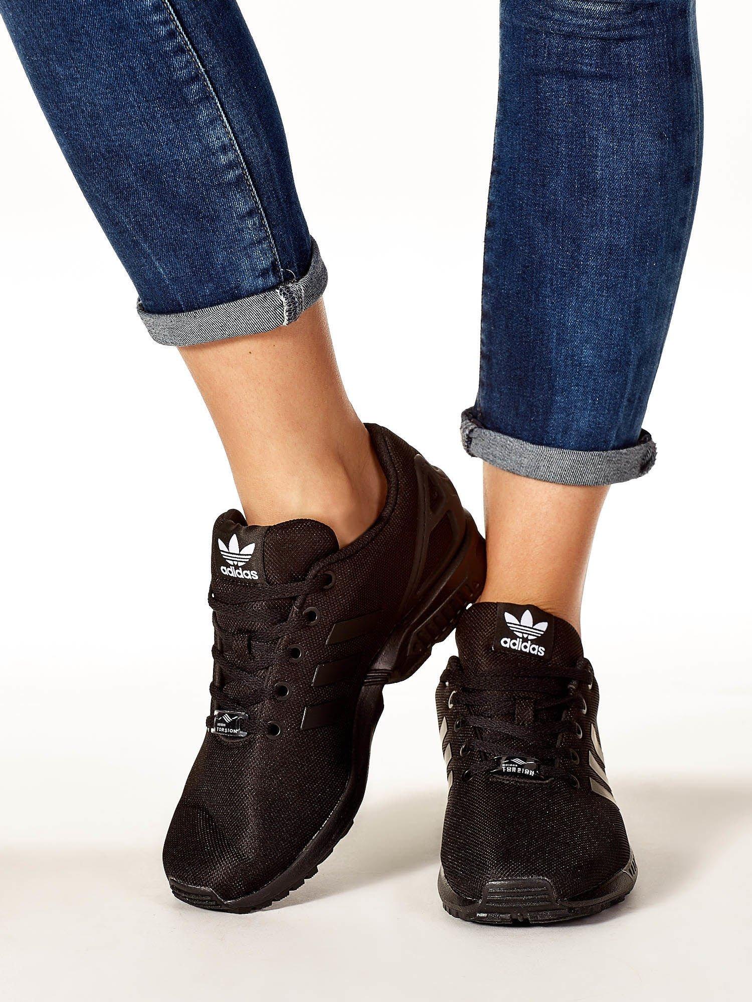 adidasy damskie adidas czarne