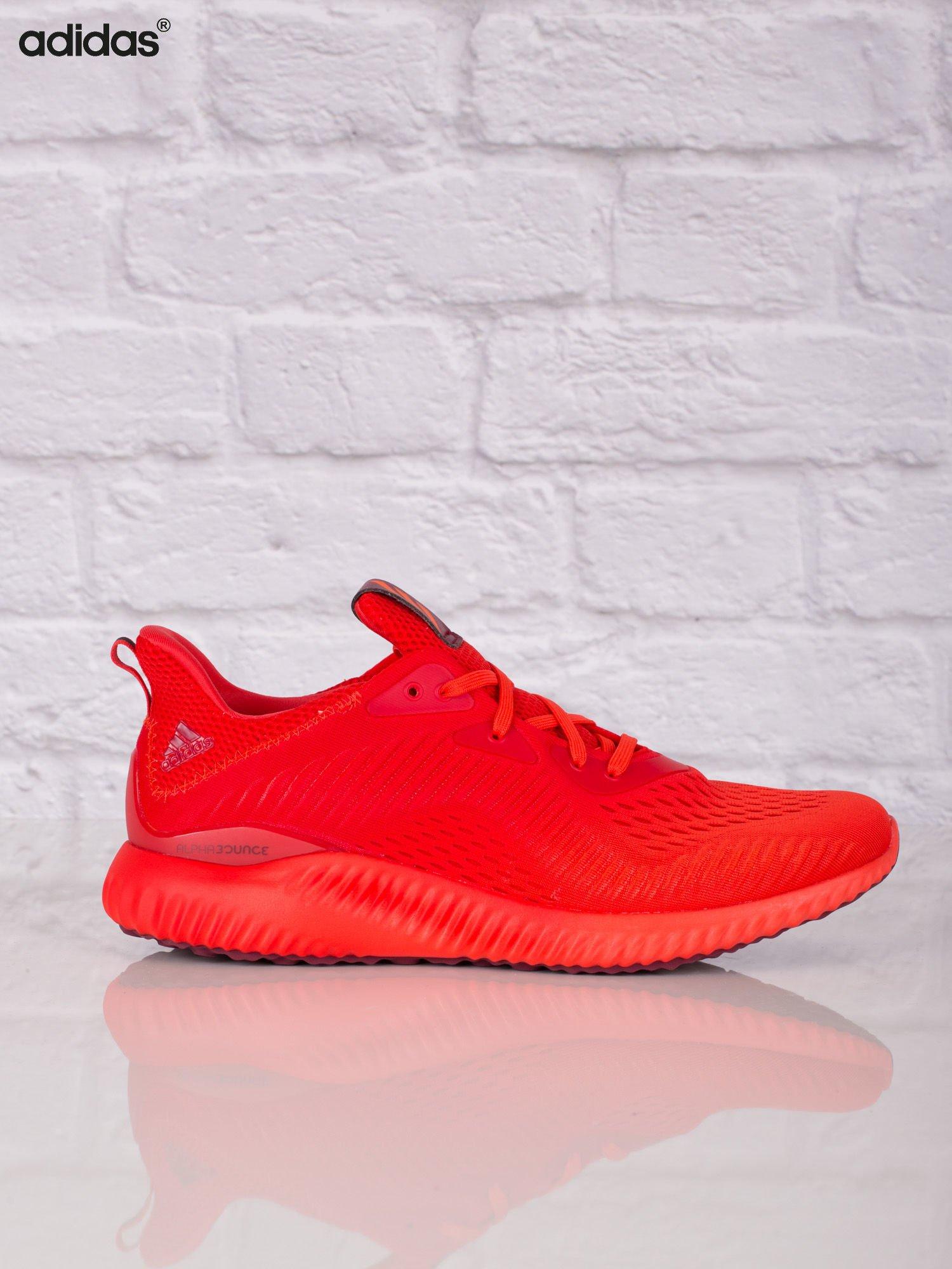 czerwone buty adidas męskie